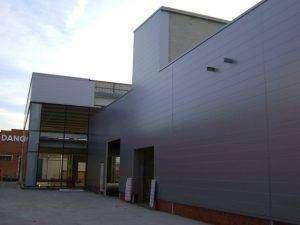 Panel Arquitectónico Plano