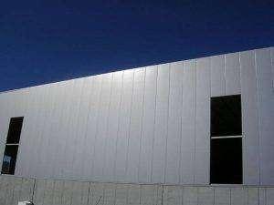 Panel Sandwich Fachada Exterior