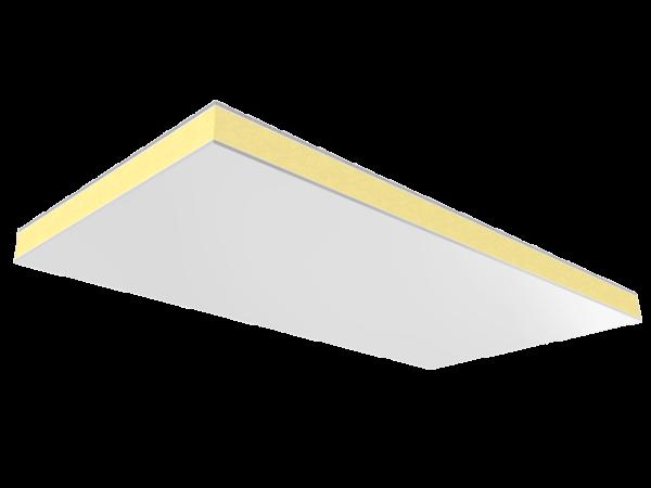 falso techo con poliéster para reforzar cubiertas de panel sandwich