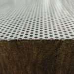 Panel de lana roca acústico