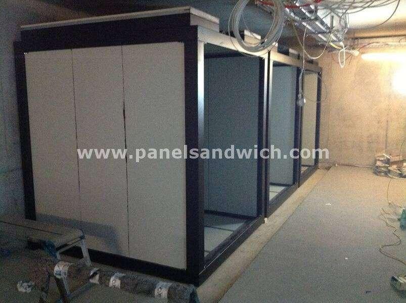 Chapas de sandwich de segunda mano best affordable con los paneles premontados unidos entre si - Casas de panel sandwich de segunda mano ...