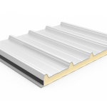 cubierta frigorifica de panel sandwich