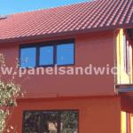 panel sandwich teja a precio bajo para construccion de viviendas