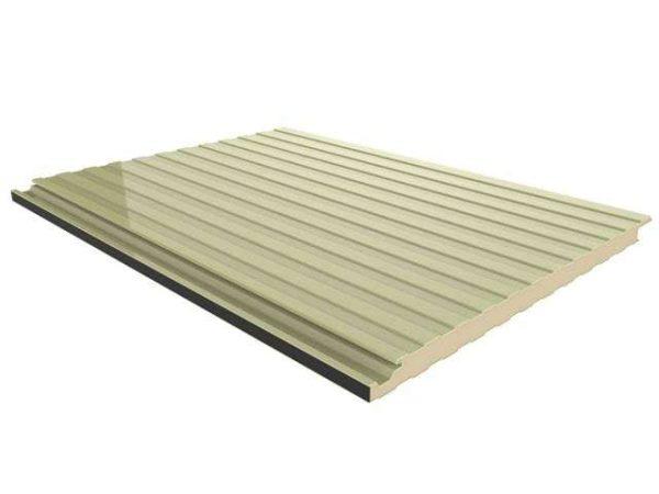 panel-sandwich-fachada-oculta-tornillería-invisible