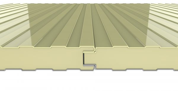 panel sandwich fachada vista tipo box