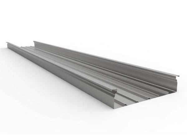 Bandejas autoportantes para las cubiertas y fachadas industriales