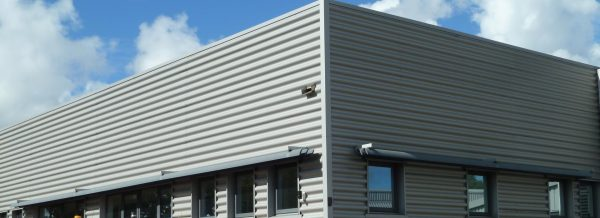 Precio minionda para fachadas galvanizada
