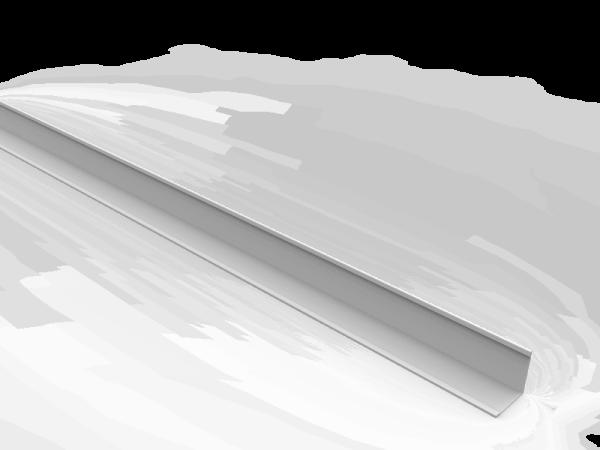 remate de esquina exterior para panel sandwich fachada