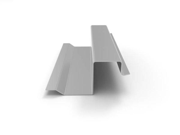 grapa calzador metálico para panel y policarbonato