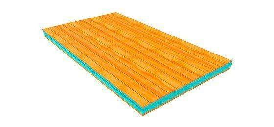 paneles de madera con diferentes barnizados y acabados