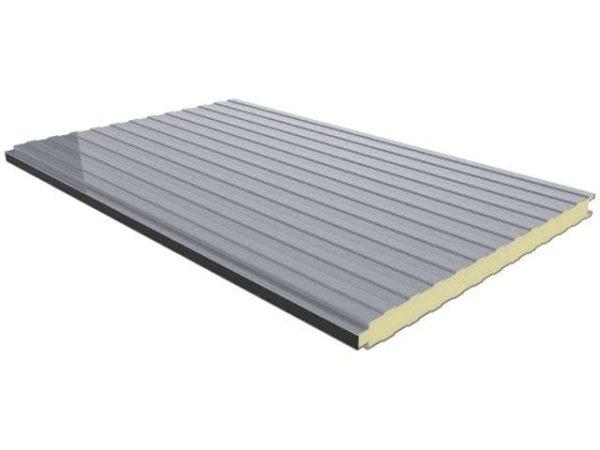 paneles sandwich para fachadas con nucleo de poliuretano