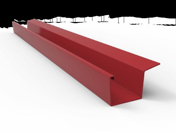 remate canal de panel sandwich cubierta