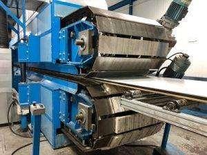 Proceso de fabricación Panel Sandwich