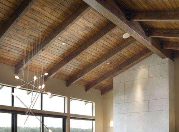 Panel Madera para una casa